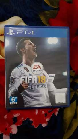 Kaset PS4 FIFA18