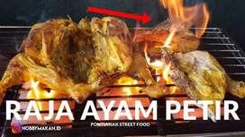 Lowongan Kerja sebagai Pramusaji dan cook di Rumah Ayam Bakar Petir