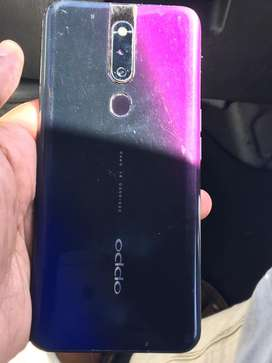 Oppo F11 pro Pop up Camera