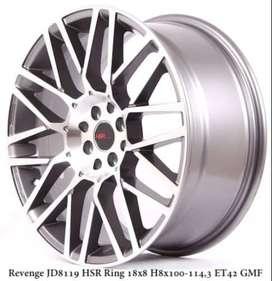REVENGE JD8119 HSR R18X8 H8X100-114,3 ET42 GMF