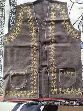 Male/Female New Woolen Kotty - Beautiful Design (Non used)