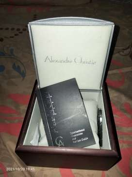 Jam tangan Alexandre christie 6306 MC