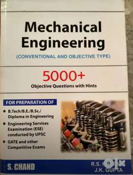 Mechanical Engineering MCQ's