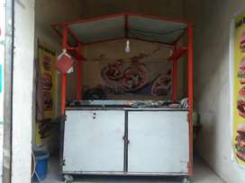 Shawarma counter for sale 2 months are used condition bulkul new ha