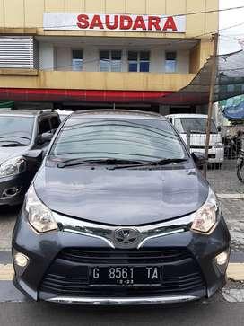 Toyota Calya Type G 2018 Abu-abu Metalic MT