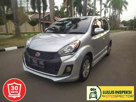 [Lulus Inspeksi] Daihatsu All new Sirion 1.3 2015 AT Tangan1 Km38rb