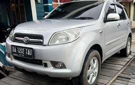 Jual Mobil Daihatsu TERIOS 2010 Bisa Tukar tambah Brio, ayla, agya