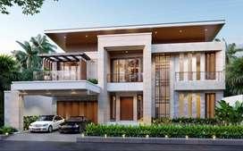 Jasa Arsitek Batam Desain Rumah 645.5m2