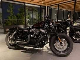 Harley Davidson Sportster 48 2014 Keyfob ABS