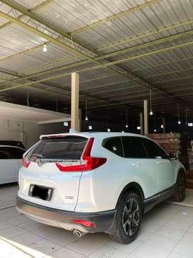 CRV Turbo 1.5T Putih 2017