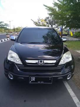 Dijual Honda CRV 2,0 thn 2007  harga Rp 140jt Nego