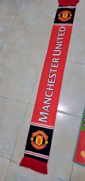 Syal / Scarf Manchester United