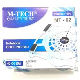 N E W M-TECH Notebook Coolingpad LAPTOP/NoteBook Murah BERKUALITAS
