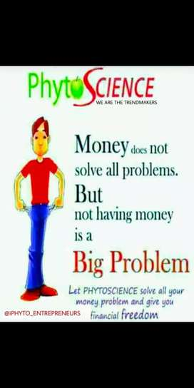 I want people who want to earn good amount of money