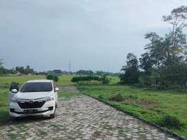 Tanah 128 m2 SHM Pecah Bidang Area Bantul Kota, Harga 2 Jt/m