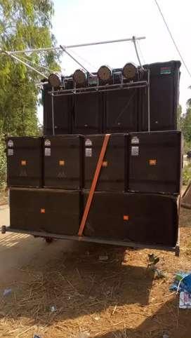 Dj sounds system