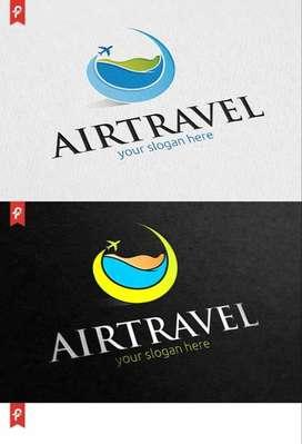 Logo Stationery Kemasan Brosur Design Kartu  13021