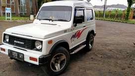 Suzuki Katana GX 1993 (Istimewa dan Mulus)