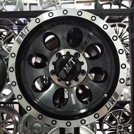 Velg Mobil Ring 15 HSR Duffy untuk Taft Jimny katana Feroza cicilan 0%