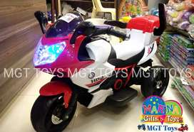 Kids 3 wheeler sports bike electric