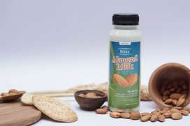 Susu almond tuk asi booster