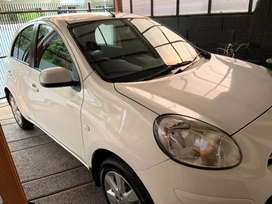 Nissan March A/T