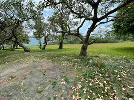 Dijual Tanah di Araya luas 1000 m² view langsung Lapangan golf