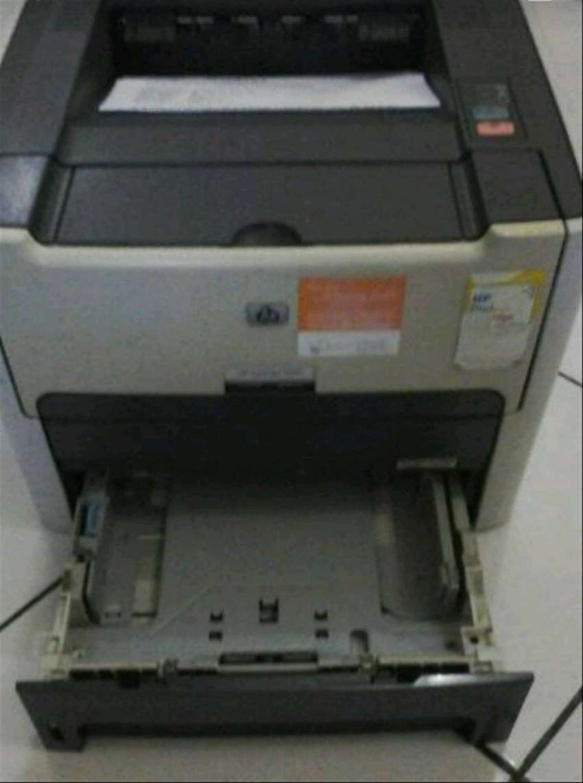 Printer HP laserjet 1320 0