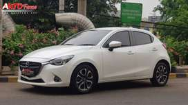 All New Mazda 2 R Facelift 2018/2017 Pjk 1Thn 99,9% Mulus!!!