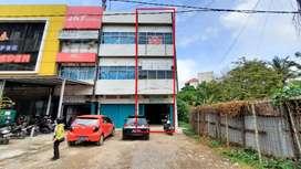 Jual Ruko di Jl. Radial Pusat Kota Palembang, Cocok Untuk Bisnis