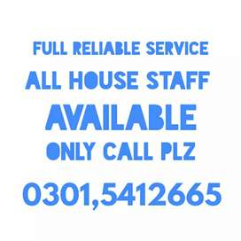 Domestic patient care maid cook helper couple chef available