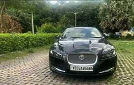 Jaguar xf disel