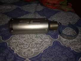 SC project exhaust for sale