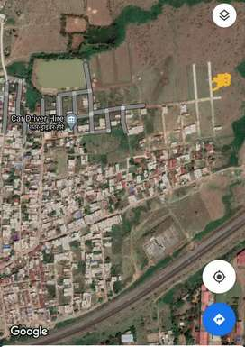 2000 sq ft plot for sale at Low rate