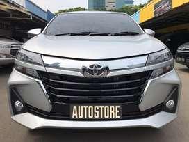 [KM 500] Toyota New Avanza 1.3 G Manual 2020 Silver