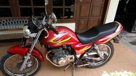 Suzuki thunder 250 thn 2000