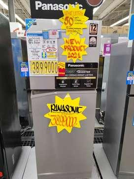 Kulkas 2 pintu Panasonic Cicilan murah tanpa kartu kredir