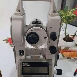 Jual Digital Theodolite Nikon NE 20S 1Set Murah