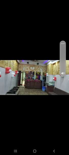 Well furnished shop for sale.