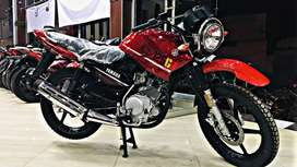 Yamaha YBR 125g (red)