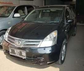 livina XV 2013 manual mt , hitam , mobil antik km 45rb