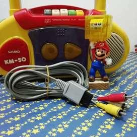 Kabel AV RCA Nintendo Wii
