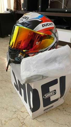Helm shoei X14 Ducati size M