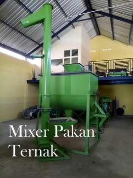 Mesin Mixer pakan ternak