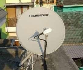 *Gebyar Promo Parabola HD Transvision Resmi Banjarbaru setahun 790rb*