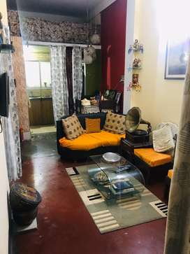 2bhk at a promising location situated on main road.