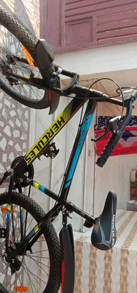 Hercules bycycle pro 2.0 model