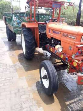 Rent tractor trolley lahore