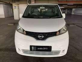 Nissan Evalia XV matic 2013 jakarta