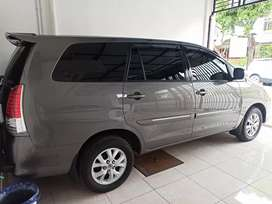 Toyota Kijang Inova 2011 AT G Ac double Facelift Original mulus istimw